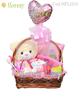 Sweet Camilita Basket