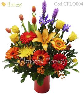 Envie Arreglos Florales A Lima Peru Enviar Flores Frescas